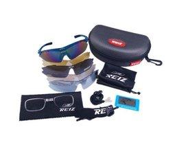 Polarisierte Sonnenbrille Mit Tasche