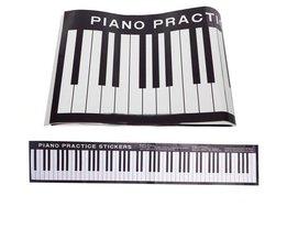 Klavier-Aufkleber