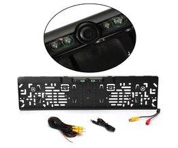 Kfz-Kennzeichen-Halter Mit HD-Kamera Mit Nachtsicht