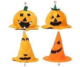 Kürbis-Hut Halloween