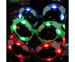 WM-Sonnenbrille Mit LED-Licht