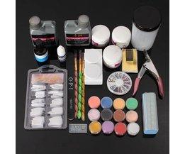 Acrylnagel-Set