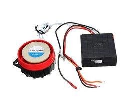 Motorrad-Alarm