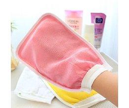 Doppelseitige Multifunktions-Peeling-Handschuh