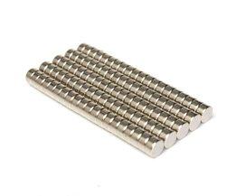 Super-Magnet Neodym-100 Stück