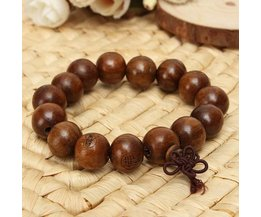 Brown Buddhistische Armband