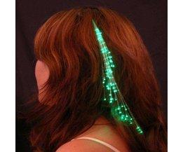 Leuchtende Haar-Verlängerung