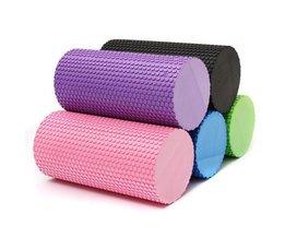 Yoga & Fitness Foam Roller In Verschiedenen Farben