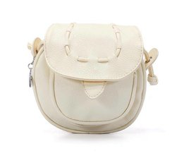 Nette Kleine PU-Leder-Handtaschen