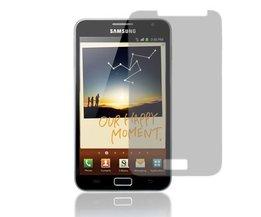 Schirm-Schutz Samsung Galaxy Note GT-N7000