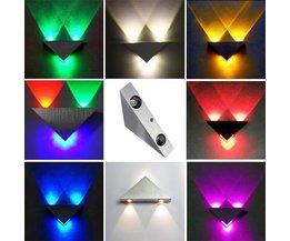 LED Wandleuchten