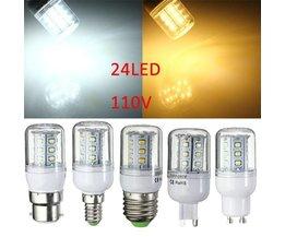 110 Volt-LED-Lampe