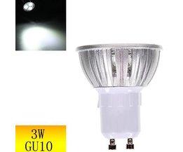GU10 LED-Beleuchtung