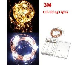 Lichterkette Mit 30 LED-Leuchten (3M)