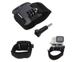 Armband Für GoPro 2 3 3 4 Plus Und