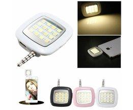 LED-Blitz Für IPhones Und Android-Handys