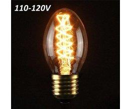 Retro Edison LED-Birne