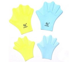 Silicones Zum Schwimmen Handschuhe