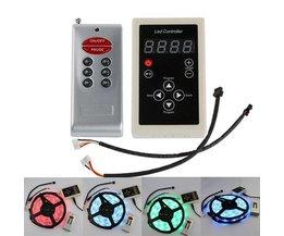 RGB-LED-Streifen-Steuer