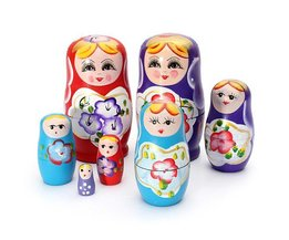 Puppen Matroesjka Set 5Units