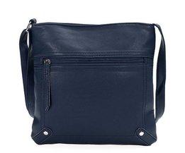 Klassische Quadratische Handtasche
