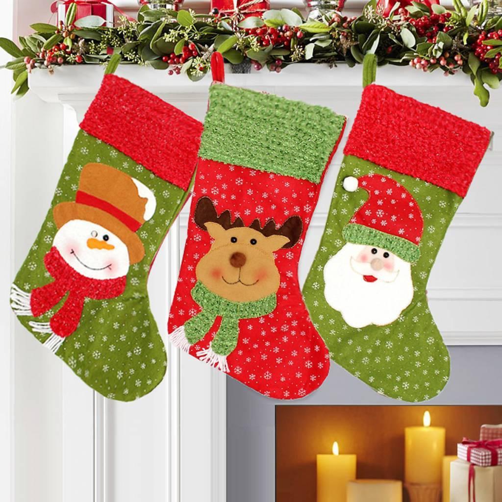 Socken Weihnachtsschmuck I SEOshop NL (Powertipp)