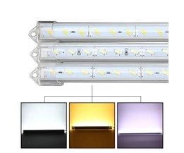 50CM LED-Streifen Mit Gehäusen In Mehreren Farben