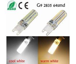 G9 LED 5W 220V
