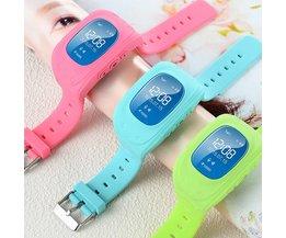 GPS-Uhr Für Kinder In Verschiedenen Farben