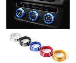 Farbige Ringe Für Auto Buttons Golf 7