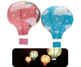 Papierlaterne-Ballon 40Cm
