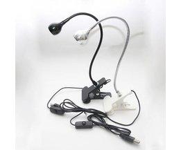 USB-LED-Spot-Licht Und Clip