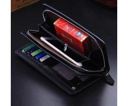 PIDENGBAO Wallets Modell Mit Langem Reißverschluss