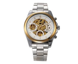 Skeleton Uhr