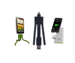 Flexible USB-Ladegerät