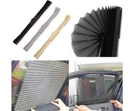 Auto-Sonnenschutz In Drei Farben