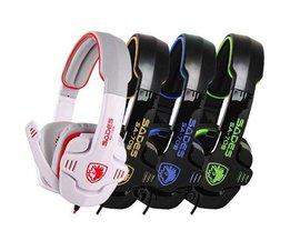 Sade Spiel-Kopfhörer-SA-708