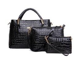 Taschen Von Fake Krokodilleder