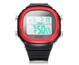 Sportliche Uhr Mit Chronograph