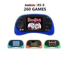 Coolboy Spielkonsolen 260 Spiele