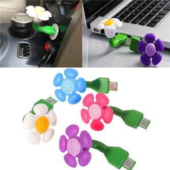 USB-Duft In Blumen-Form
