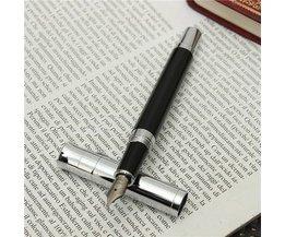 BAOER 519 Black Fountain Pen