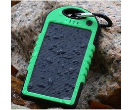 Waterproof Power Bank Solar Energy