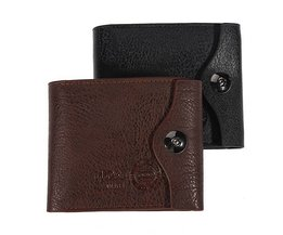 Beautiful Men Wallet PU Leather