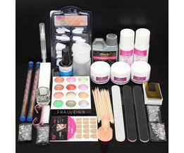 Comprehensive Nail Manicure Kit