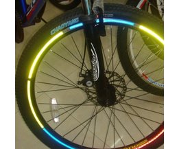 Reflective Rim Tape Bike
