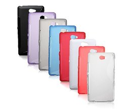 Soft Mobile Case For Sony Xperia Z2A