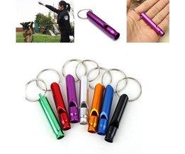 Dog Whistle Aluminum