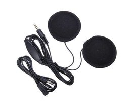 Stereo Headset For In Motorcycle Helmet