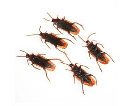 Fake Cockroaches 10 Pieces